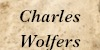 Charles Wolfers
